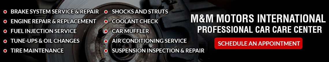 Repair & garage facilities in Clinton CT